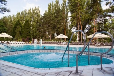 - Danubius Health Spa Resort Esplanade - hotel Пиештяны