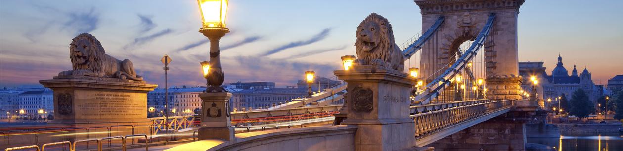 Budapest Winter Invitation - Самое горячее зимнее предложение