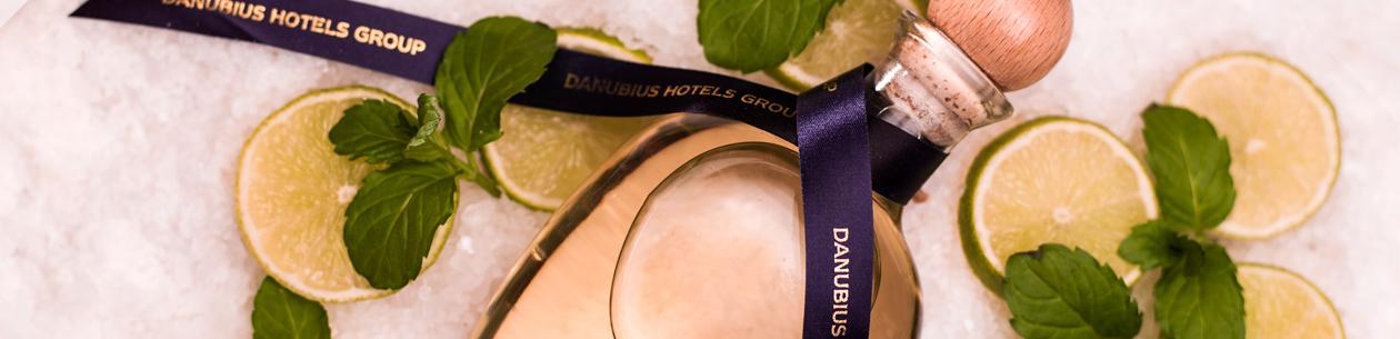Продукты Danubius Health Spa